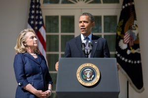 President Obama delivers statement on US Consulate attack in Benghazi.