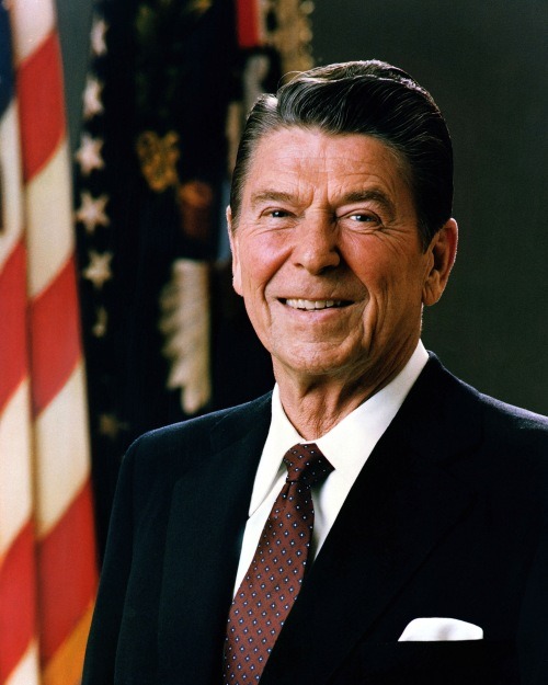 Ronald Reagan-40th President of the United States