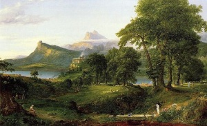 The_Arcadian_or_Pastoral_State_1836
