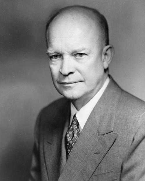 Pres Dwight D. Eisenhower