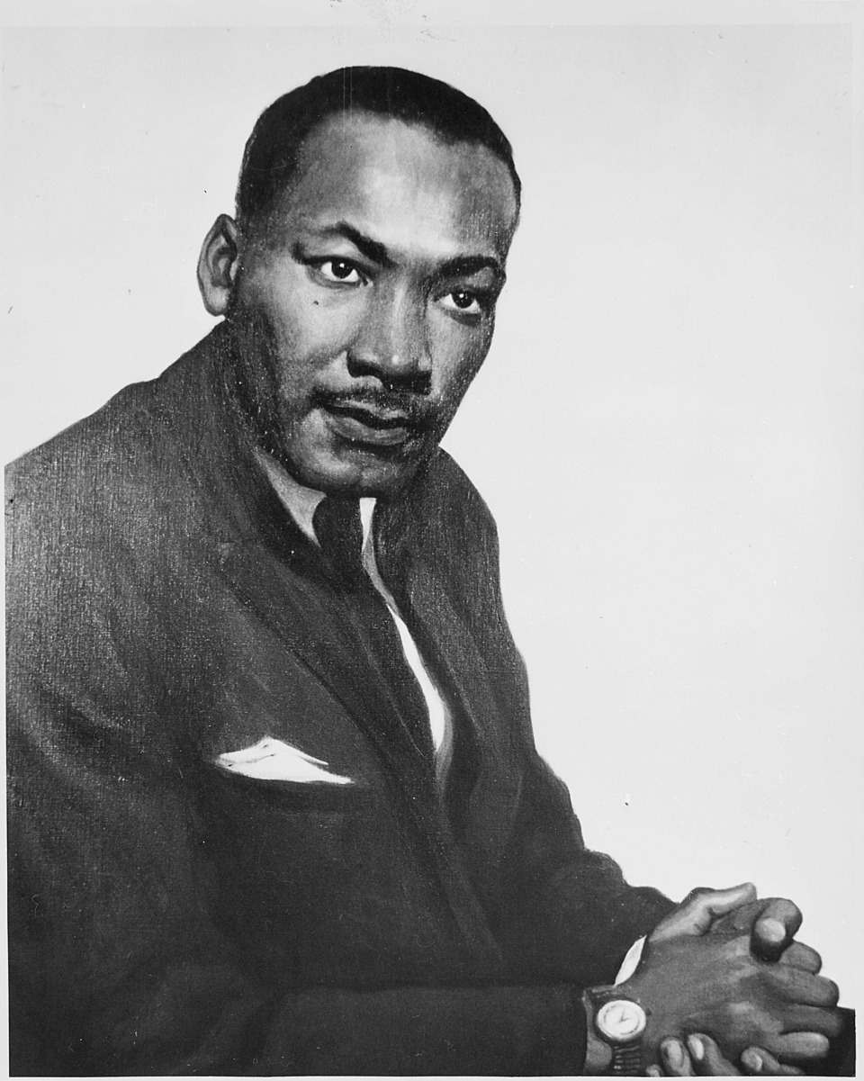 Dr Martin Luther King, Jr.